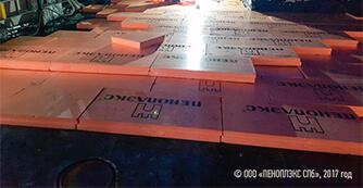 Эффективная теплоизоляция ПЕНОПЛЭКС® надежно защитит кровлю Третьяковской галереи в столице