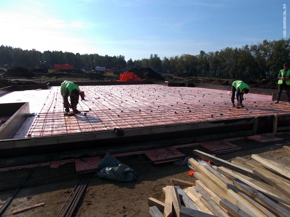 ПЕНОПЛЭКС® для строительства новых домов в Иркутской области