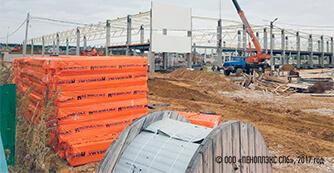 ПЕНОПЛЭКС наращивает поставки на строительные площадки коммерческих объектов Москвы