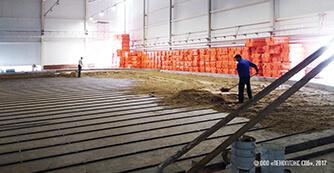 «ПЕНОПЛЭКС» наращивает поставки на строительные площадки ключевых спортивных объектов России
